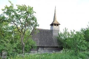 Biserica de lemn Muncel