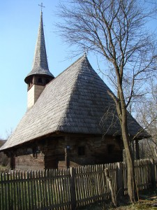Biserica de lemn din Salisca