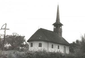 Biserica de lemn din Valea Groşilor Vad