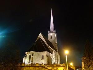 Biserica reformata Dej
