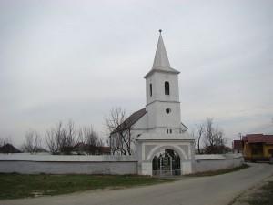 Biserica reformata din Cuzdrioara