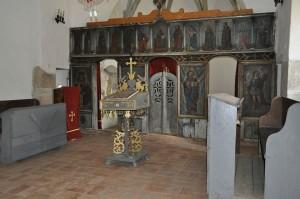 Manastirea de la Vad altar