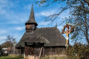 biserica lemn Gârboul Dejului