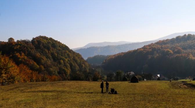 Drumeti pe dealuri